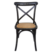 Cadeira de jantar elm wood (45x42x88 cm)      -
