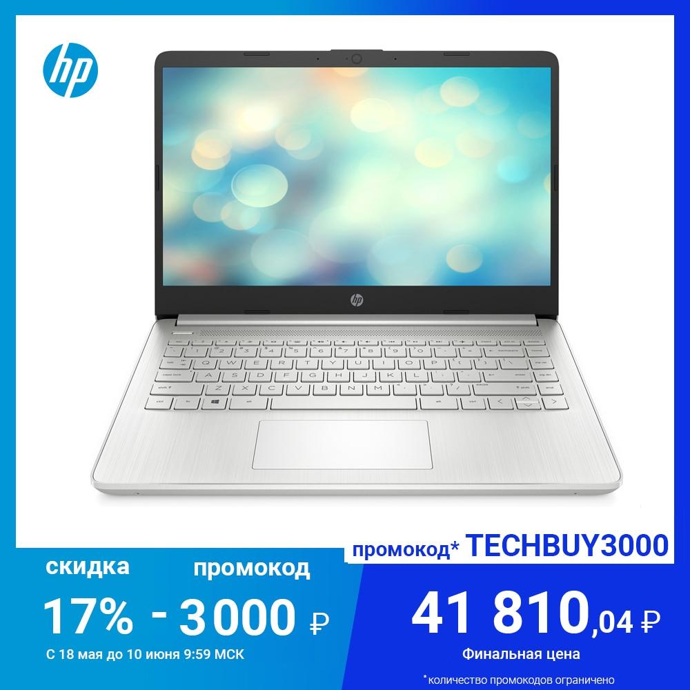 Ноутбук HP 14s-fq1015ur Ryzen 5 5500U/16Gb/SSD512Gb/14