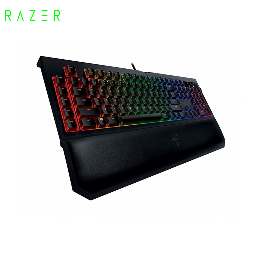 Professional computer gaming keyboard RAZER BLACKWIDOW Chroma V2 Orange Switch сумка printio je suis charlie