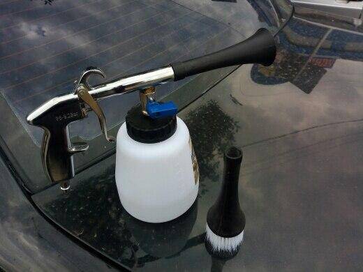 Pistola de água e lança-espuma de neve Profunda Profunda Espuma