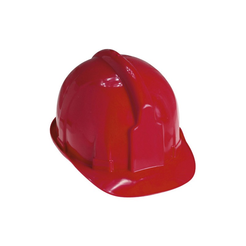 Helmets For Work Red