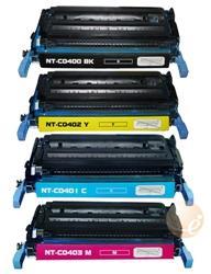 CB401A cartouche de Toner cyan compatible pour HP couleur Laserjet CP 4000 CP 4005DN-7.500 pages 642A
