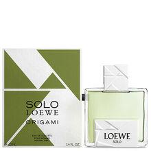 Only Loewe Origami eau de toilette 100 ml LOEWE men 3.4oz ORIGINAL