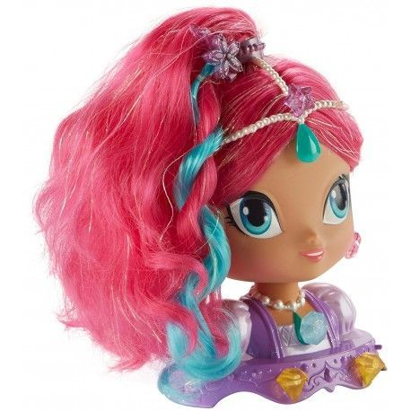 Shimmer And Shine Bust