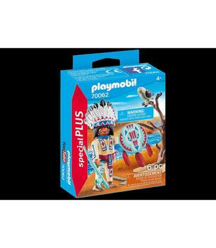Playmobil 70062 Native American Head Toy Store