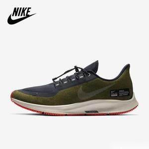 Original Nike Air ZM Pegasus 35 Shield Men Running Shoes Size 40 45 AA1643 300 Waterproof Sony Belt
