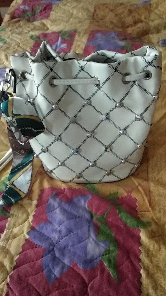 Bolsas de Ombro xadrez senhoras bolsala