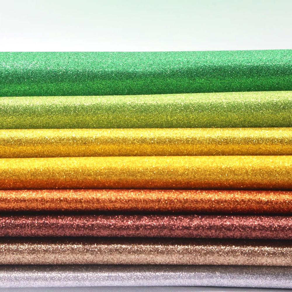 10uds Rubber Eva With Glitter For Crafts Paper Sponge Stickers Decoration DIY 40x60cm 10uds