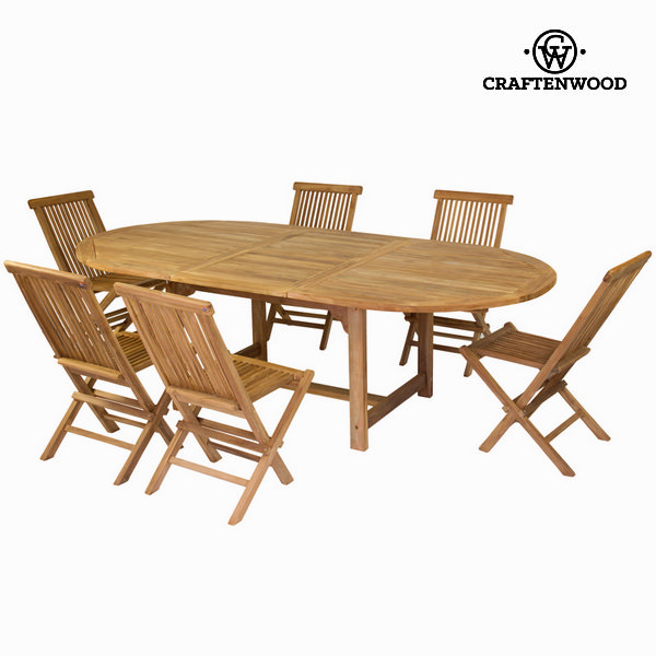 Table Set With 6 Chairs