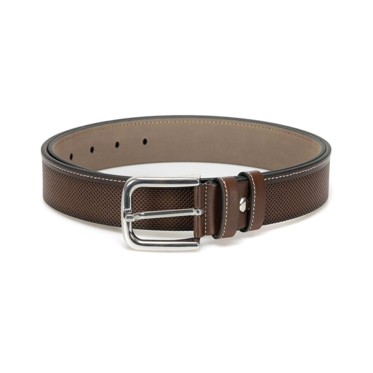 FLO MBRA3405 Brown Men 'S Belt Garamond