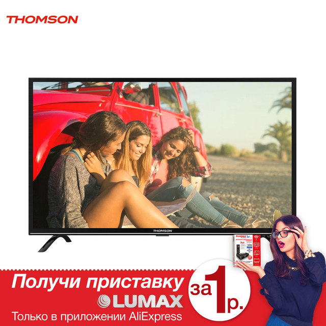 "Телевизор Thomson 49"" (124 см) T49FSE1170"