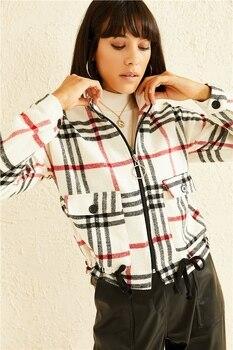 Куртка женская Outdoor Combed Fleece, черная, размер S