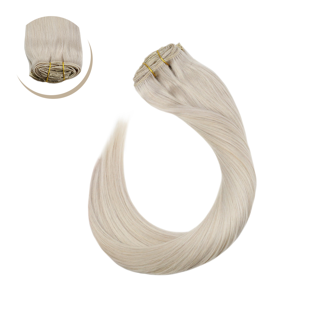 Ugeat Clip In Full Head Hair Extensions 14-24