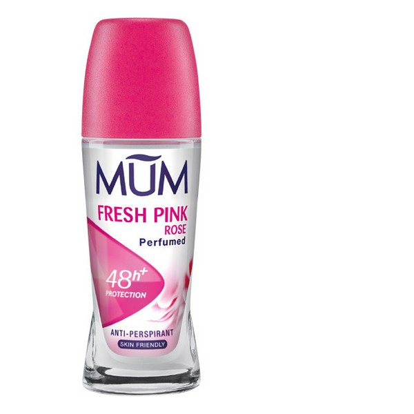 Roll-On Deodorant Fresh Pink Mum (50 Ml)