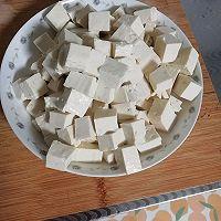 麻婆豆腐的做法图解4