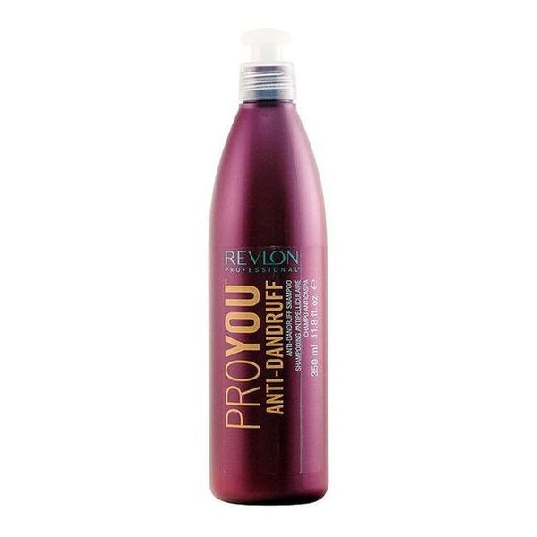 Anti-dandruff Shampoo Proyou Anti-dandruff Revlon
