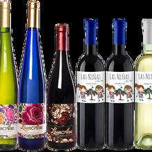 Bodegas canaveras par LaurAna-lot de 6 bouteilles de vin du pays de castille-Pack 6x750 ml