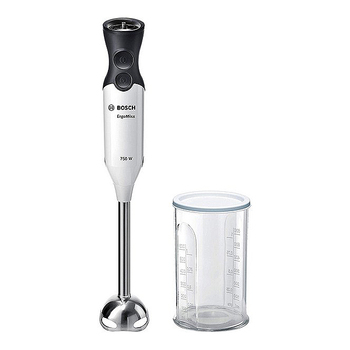 Hand-held Blender BOSCH MSM67110W 750W Blanco