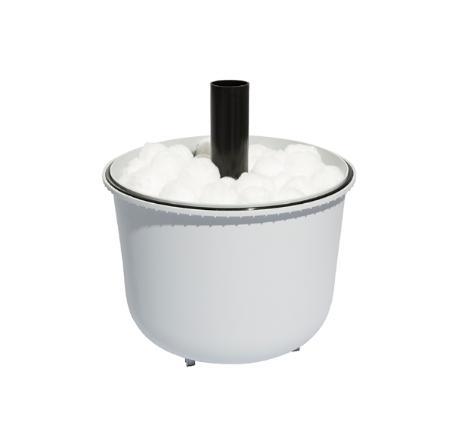 Filler Polysphere For Sand Filter, Bestway, Item No. 58475