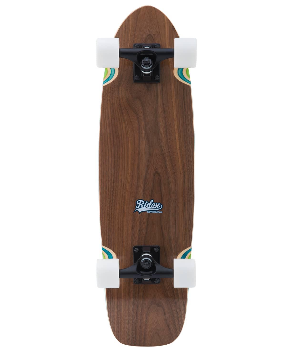 Skateboard Cruiser Wooden Ridex 28