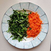蔬菜小米粥的做法图解3