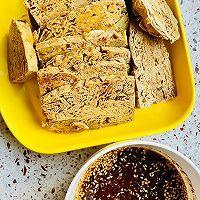 自制豆腐卷(素鸡)豆腐片的做法图解11