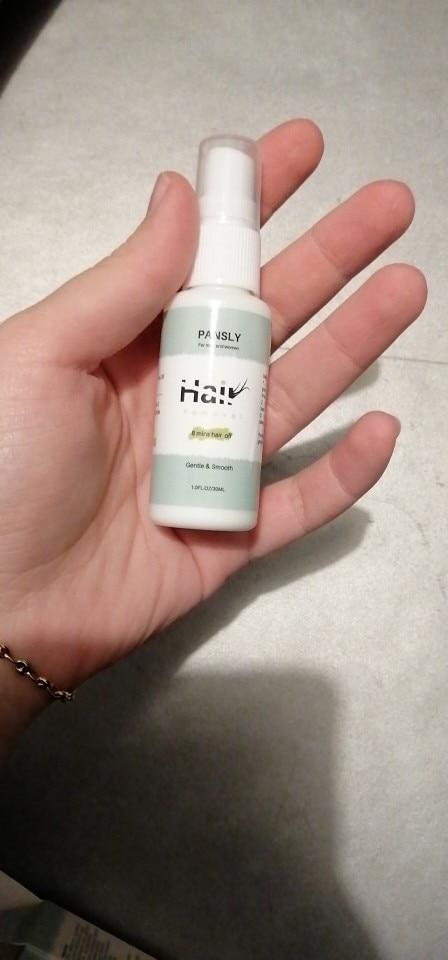 Hair Removal Spray photo review