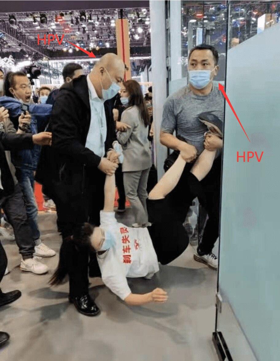 女性的天敌-HPV