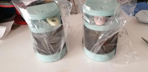 FDA Fruit Vegetable Ice Cream Maker Juicer photo review