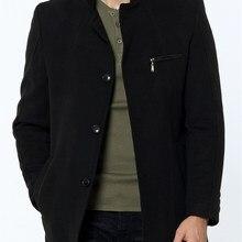PLT8322 Пальто DEWBERRY-черный