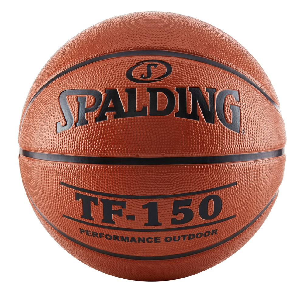 Spalding TF-150 OUTDOOR BASKETBALL Original SPALDING Basketball NO. 5 For Youth Players Basketbol Ball Nba Eurolegue Ball