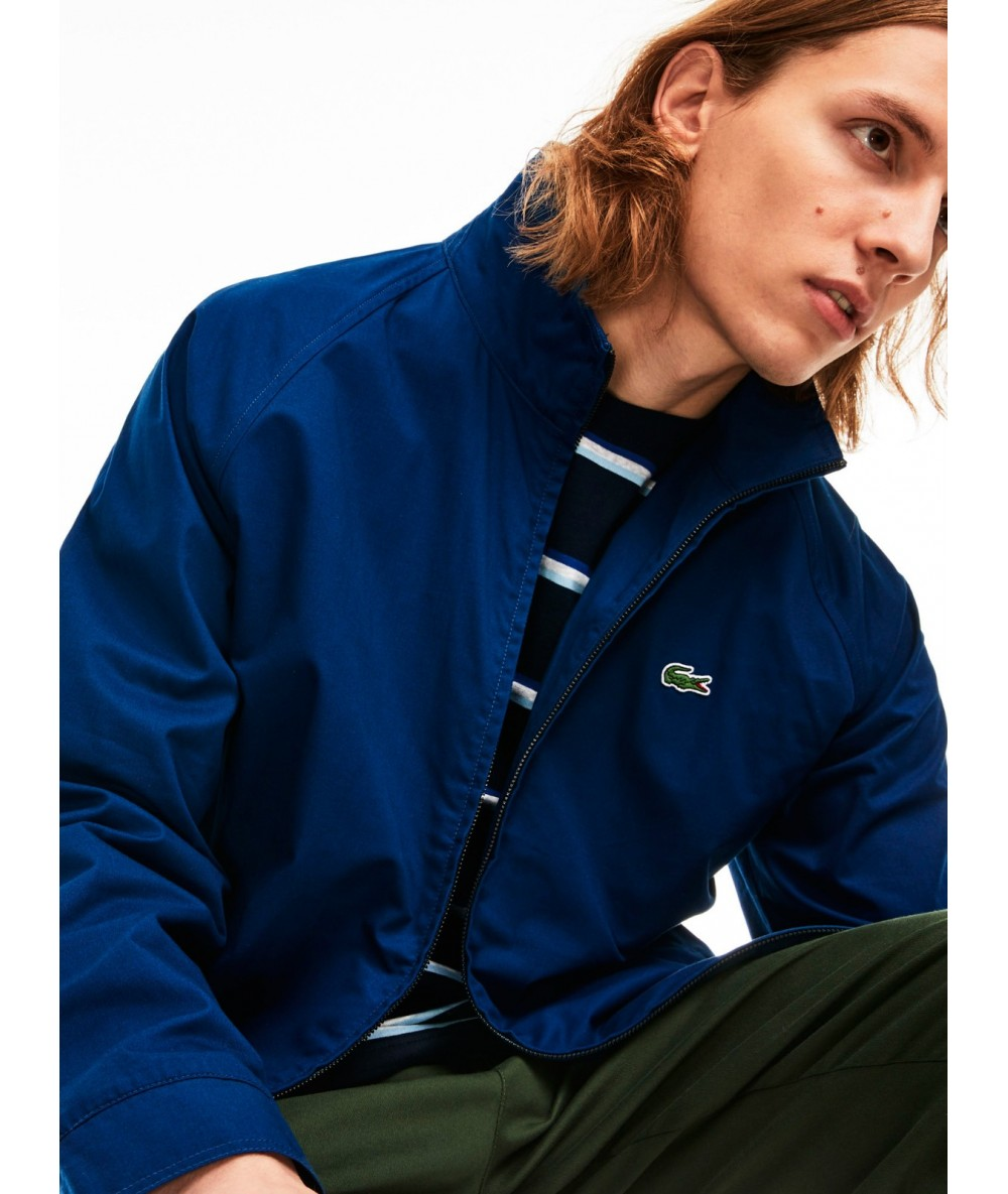 WINDBREAKER LACOSTE TWILL
