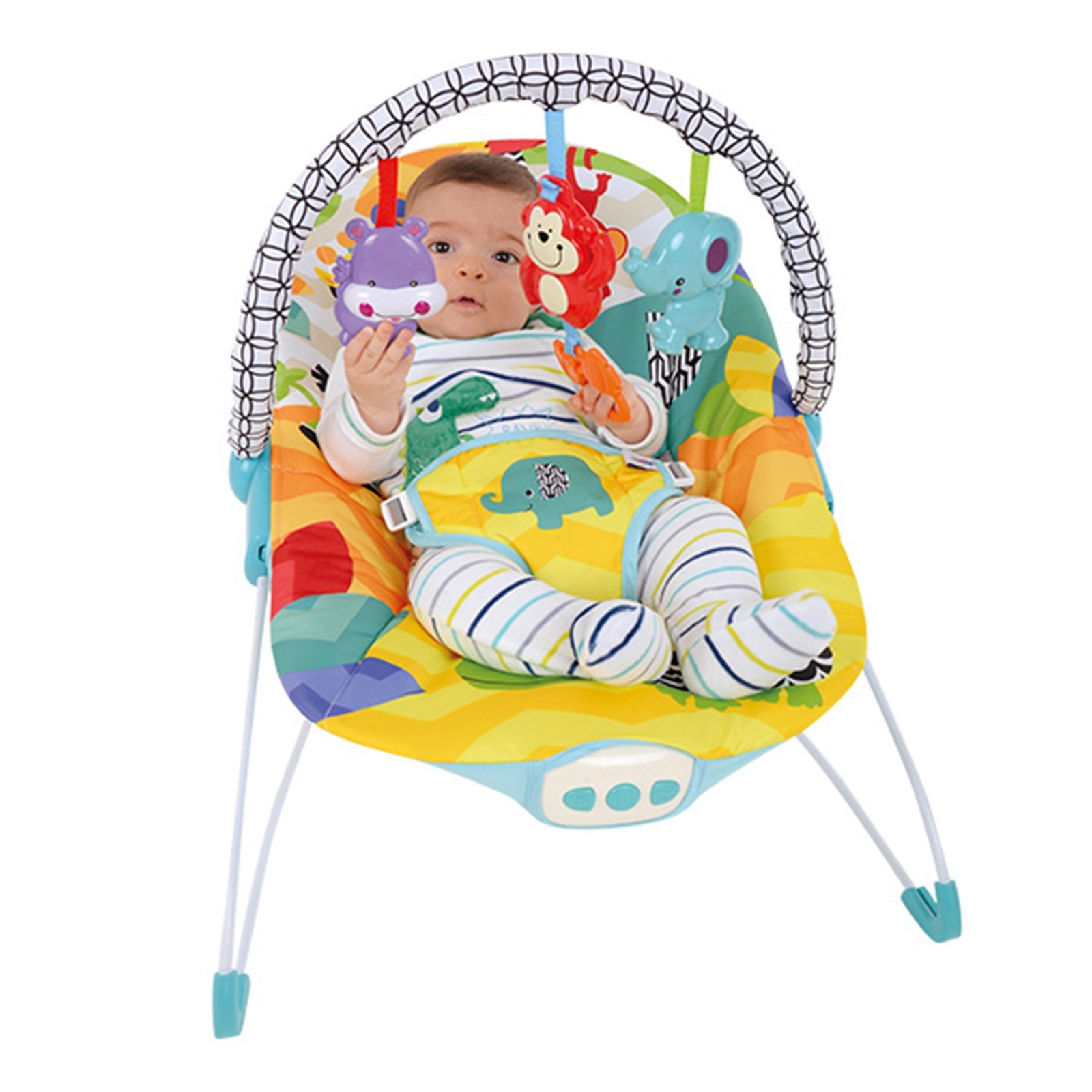 Ebebek Bondigo BL710 Baby Bouncer Chair - Vibrating And Musical