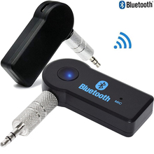 2 In 1 Bluetooth Transmitter Receiver Wireless Audio 3.5mm Aux Adapter Stereo Ack For Car Music Audio Aux Reciever Handsfree