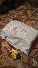 The parcel went for a very long time (Chinese New Year) and was kept at customs for a very