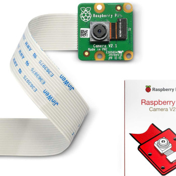 цена на Raspberry Pi Camera Webcam Module V2 8MP 1080P for Raspberry Pi 4 3 B+ Zero w camera kit