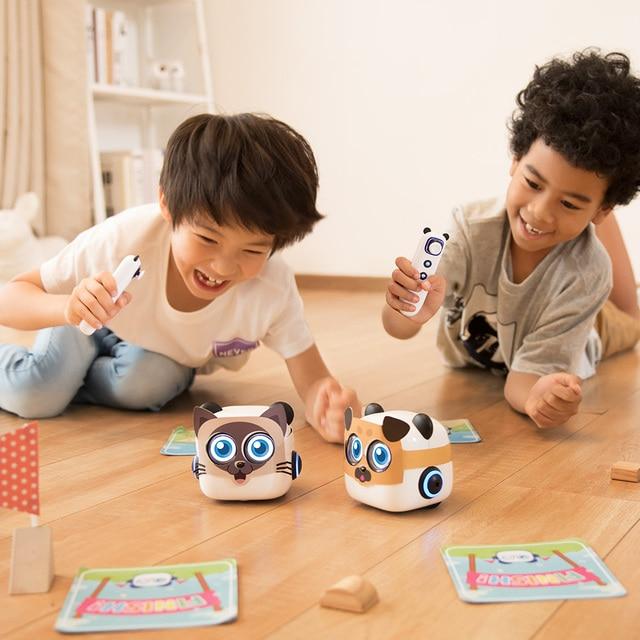 Makeblock mTiny Coding Robot Kit, early children education robot Smart Robot Toy for Kids Aged 4+, 2