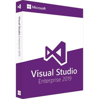 Visual Studio Enterprise 2019 / 1Hour Shipping / Retail Key   Authorized Reseller / Multilingual / Global Activation