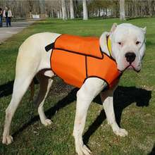 Chaleco protección para de perro de caza de jabalí manufactured in material multicapa muy resistente Talla 2XL Hembra