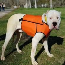 Chaleco protección para de perro de caza de jabalí manufactured in material multicapa muy resistente Talla 2XL Macho