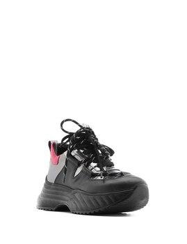 Zapatos de mujer con espejo de piel auténtica hechos a mano de ILVi 2020
