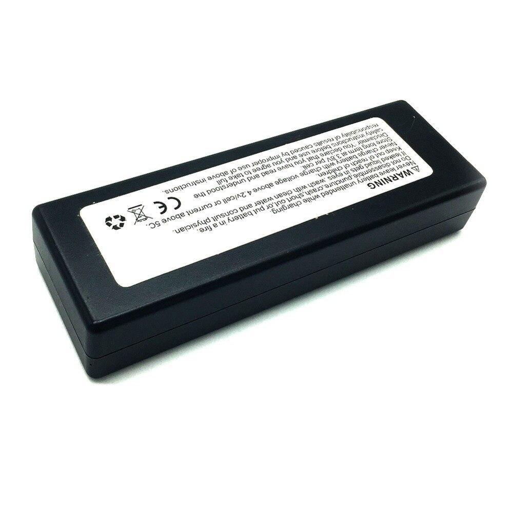Gtfdr 2 pçs 2s lipo bateria 7.4