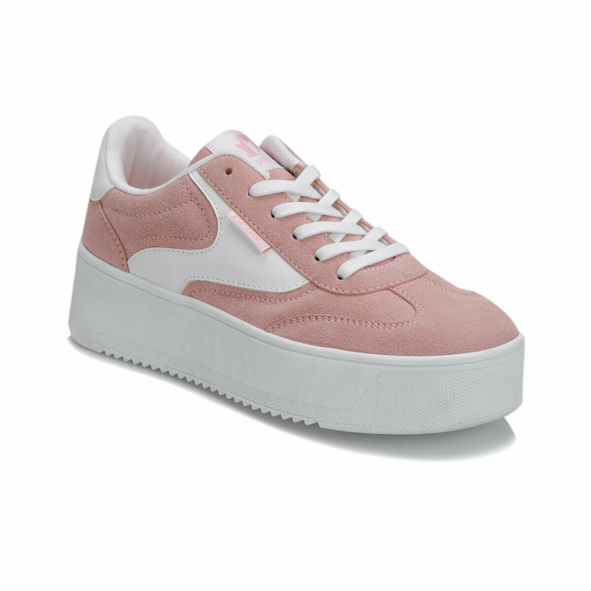 FLO HOPE Light Pink Women 'S Sneaker Shoes LUMBERJACK