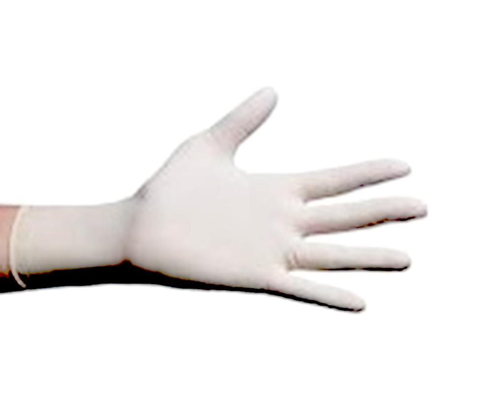 GLOVES LATEX Size S, M,