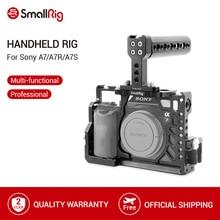 SmallRig A7/A7R/A7S Camera Cage + Impugnatura Maniglia Superiore + HDMI Cavo di Accessori di Fissaggio Kit Per Sony a7/A7R/A7S Gabbia 2010