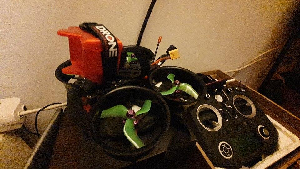 -- Multi-rotor Multi-rotor Montagem