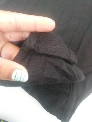 Modern Lady Black Square Neck Form Fitting Skinny Mid Waist  Long Sleeve Bodysuit Women Autumn Plain Elegant Bodysuits photo review