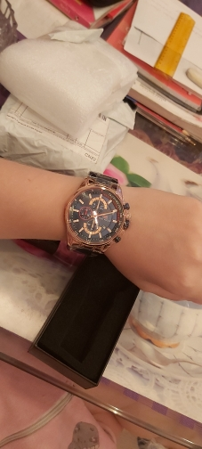-- Homens Pulseira Relógios
