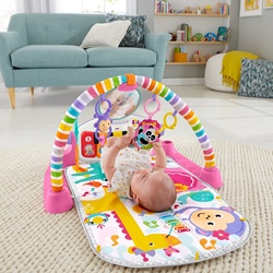 ebebek Fisher Price Deluxe Kick & Play Piano Gym - Turkish