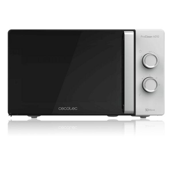 Microwave Cecotec ProClean 4010 23 L 700W Silver Black
